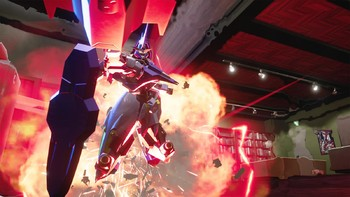 Screenshot3 - New Gundam Breaker