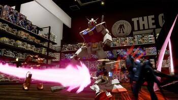 Screenshot4 - New Gundam Breaker