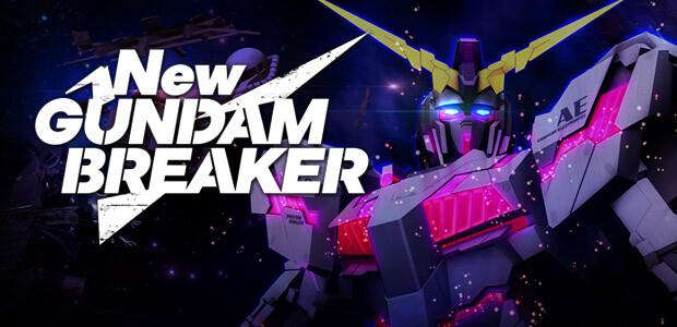 New Gundam Breaker - Cover / Packshot