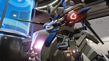 Screenshot1 - New Gundam Breaker