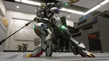 Screenshot2 - New Gundam Breaker