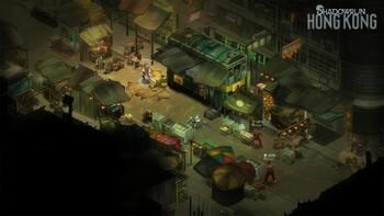 Screenshot1 - Shadowrun: Hong Kong - Extended Edition Deluxe