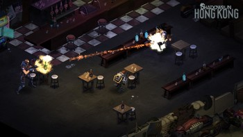 Screenshot6 - Shadowrun: Hong Kong - Extended Edition Deluxe