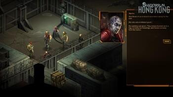 Screenshot8 - Shadowrun: Hong Kong - Extended Edition Deluxe