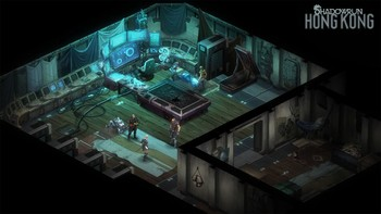 Screenshot9 - Shadowrun: Hong Kong - Extended Edition Deluxe