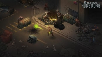 Screenshot2 - Shadowrun: Hong Kong - Extended Edition Deluxe