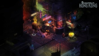 Screenshot3 - Shadowrun: Hong Kong - Extended Edition Deluxe