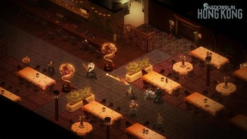 Screenshot5 - Shadowrun: Hong Kong - Extended Edition Deluxe