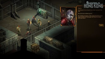 Screenshot8 - Shadowrun: Hong Kong - Extended Edition Deluxe