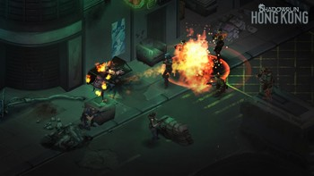 Screenshot4 - Shadowrun: Hong Kong - Extended Edition Deluxe