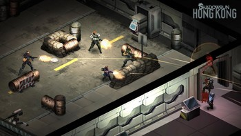 Screenshot7 - Shadowrun: Hong Kong - Extended Edition Deluxe