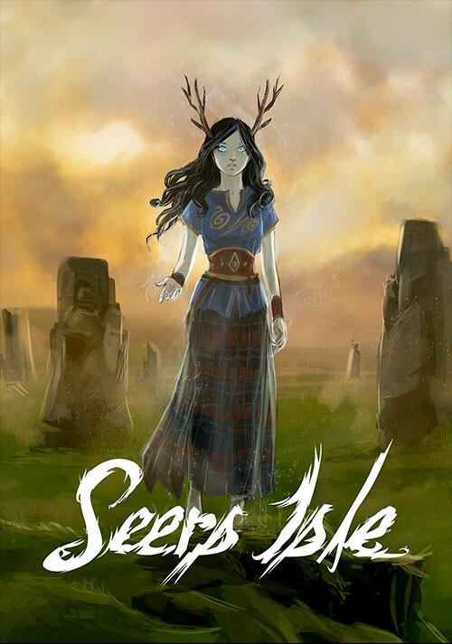 Seers Isle - Cover / Packshot