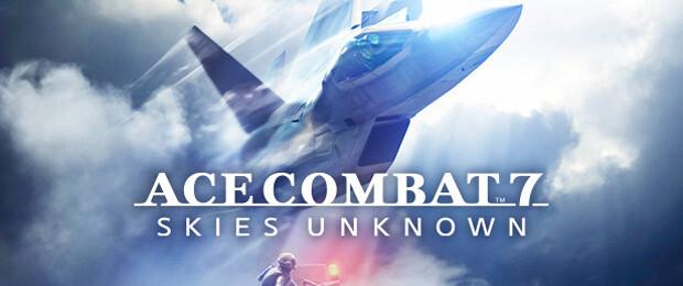 Ace Combat 7 ne sortira que le 1er février sur PC mais le trailer de lancement est déjà arrivé !
