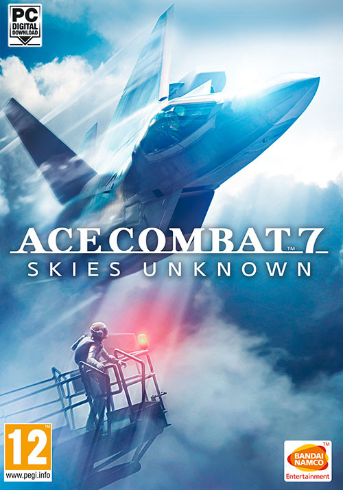Ace Combat 7: Skies Unknown - Cover