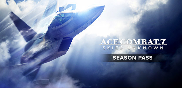 Ace Combat 7: Skies Unknown Season Pass - Cover / Packshot