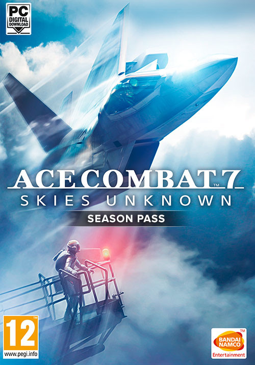 Ace Combat 7: Skies Unknown Season Pass - Cover