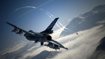 Screenshot3 - Ace Combat 7: Skies Unknown Deluxe Edition