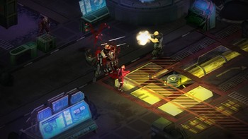 Screenshot5 - Shadowrun: Dragonfall - Director's Cut