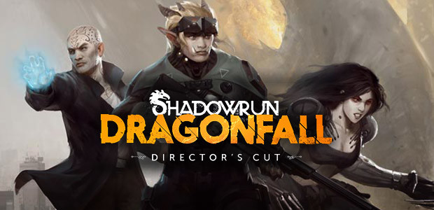 Shadowrun: Dragonfall - Director's Cut - Cover / Packshot
