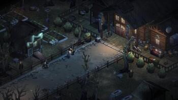 Screenshot1 - Shadowrun: Dragonfall - Director's Cut