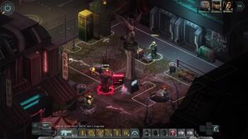 Screenshot3 - Shadowrun: Dragonfall - Director's Cut