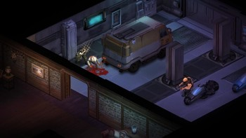 Screenshot4 - Shadowrun: Dragonfall - Director's Cut