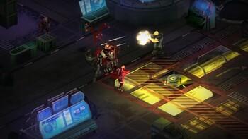 Screenshot5 - Shadowrun: Dragonfall - Director's Cut