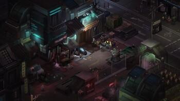 Screenshot7 - Shadowrun: Dragonfall - Director's Cut