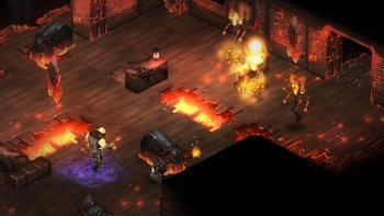 Screenshot2 - Shadowrun: Dragonfall - Director's Cut