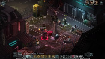 Screenshot3 - Shadowrun: Dragonfall - Director's Cut