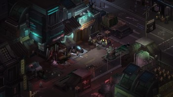 Screenshot7 - Shadowrun: Dragonfall - Director's Cut