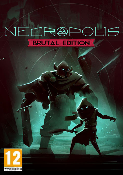 Necropolis: Brutal Edition - Cover