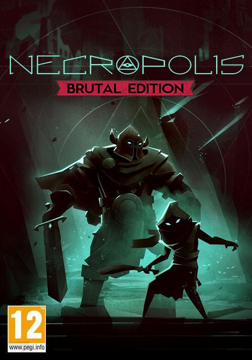 Necropolis: Brutal Edition - Cover