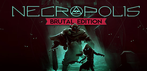 Necropolis: Brutal Edition - Cover / Packshot