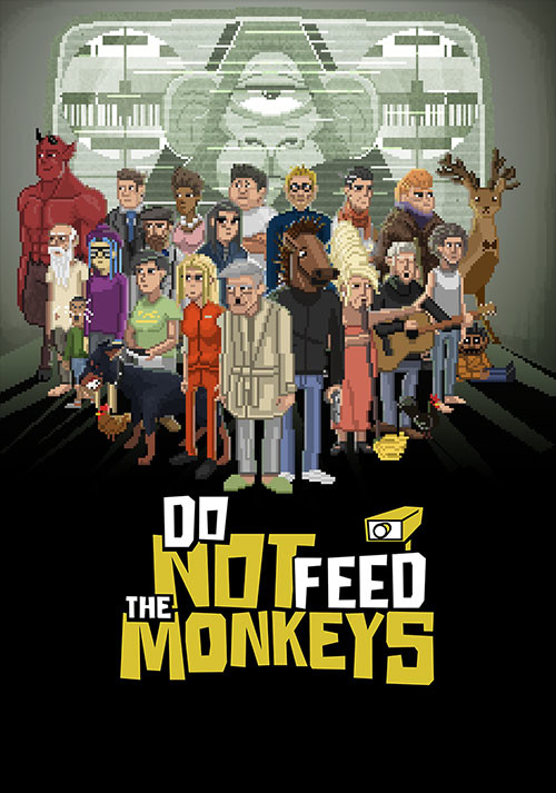 Do Not Feed the Monkeys - Cover / Packshot