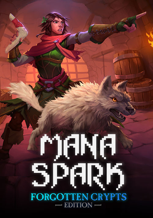 Mana Spark - Cover / Packshot