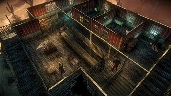 Screenshot3 - Hard West Collector's Edition