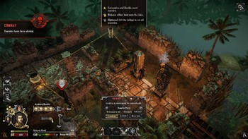 Screenshot2 - Hard West Collector's Edition