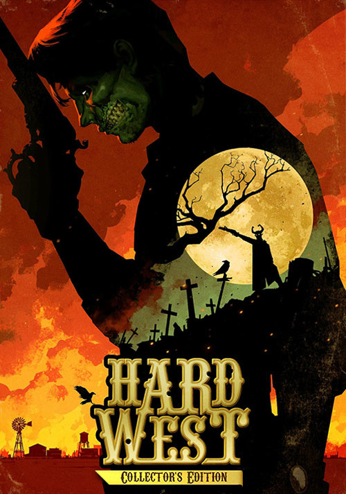 Hard West Collector's Edition - Cover / Packshot