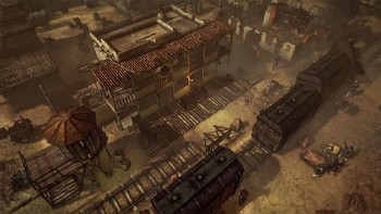 Screenshot1 - Hard West Collector's Edition