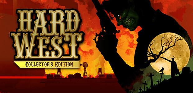 Hard West Collector's Edition (GOG) - Cover / Packshot