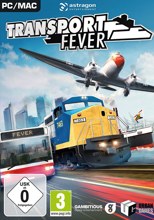 Transport Fever - Cover