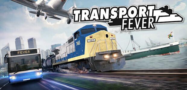 Transport Fever - Cover / Packshot