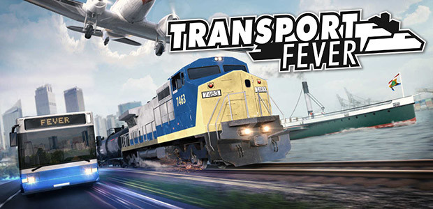Transport Fever - Cover / Packshot