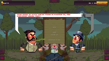 Screenshot1 - Oh...Sir!! The Insult Simulator