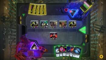 Screenshot3 - Urbance Clans Card Battle!