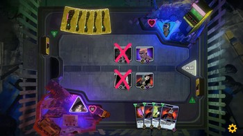 Screenshot6 - Urbance Clans Card Battle!