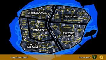 Screenshot1 - Urbance Clans Card Battle!