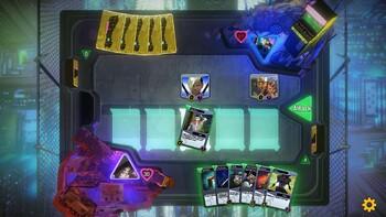 Screenshot4 - Urbance Clans Card Battle!