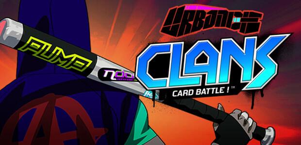 Urbance Clans Card Battle! - Cover / Packshot